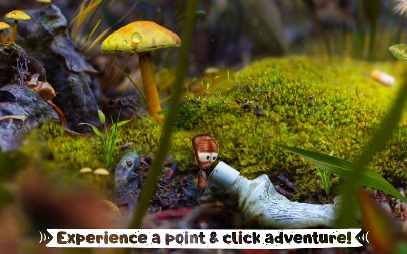AntVentor: Puzzle-Adventure screenshot 1