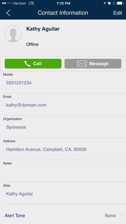 Syniverse Enterprise Messaging screenshot-4