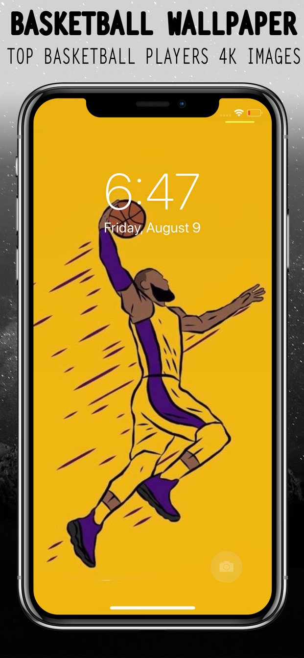 Basketball Wallpaper App Store Review Aso Revenue