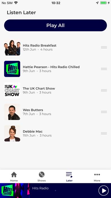 Hits Radio screenshot three