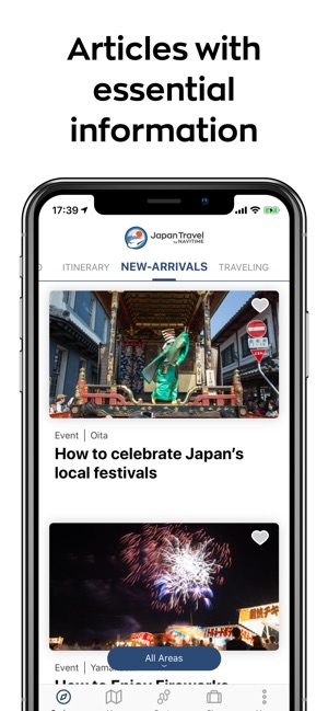 Japan Travel – route, map, JR on the App Store