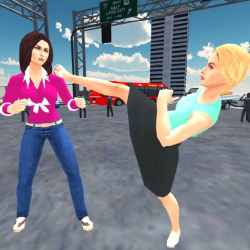 Girl City Fighter Street Fight