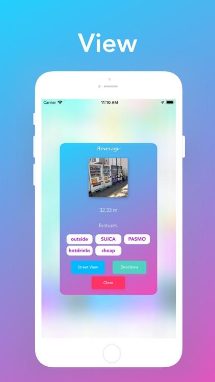 Vendi - Vending Machine Finder