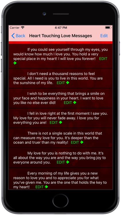 Daily Love Quotes & Messages screenshot-3
