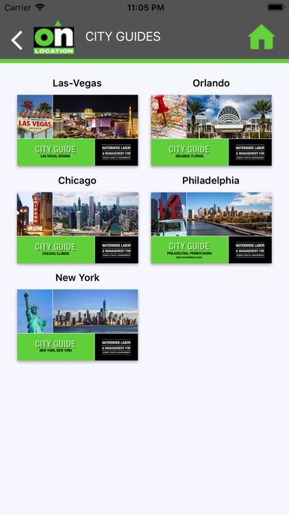 On Location App screenshot-3