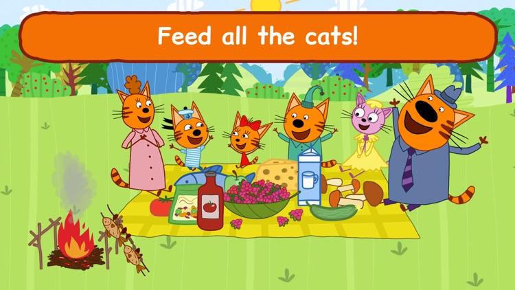 Kid-E-Cats Picnic For Children screenshot-4