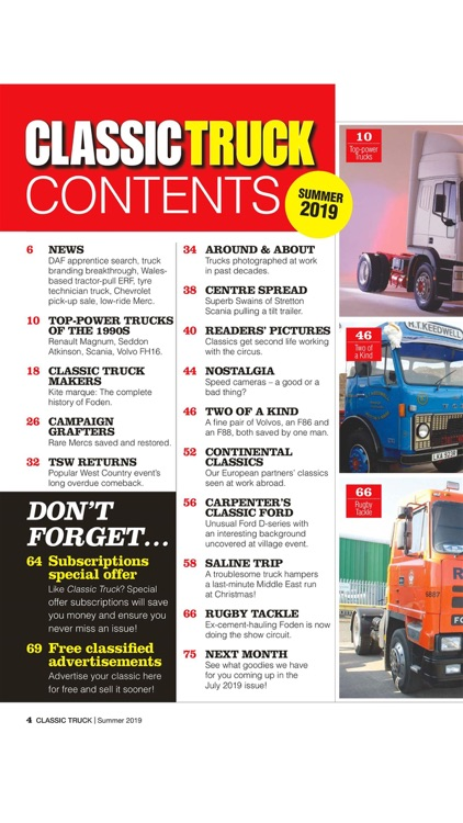 Classic Truck Magazine screenshot-3