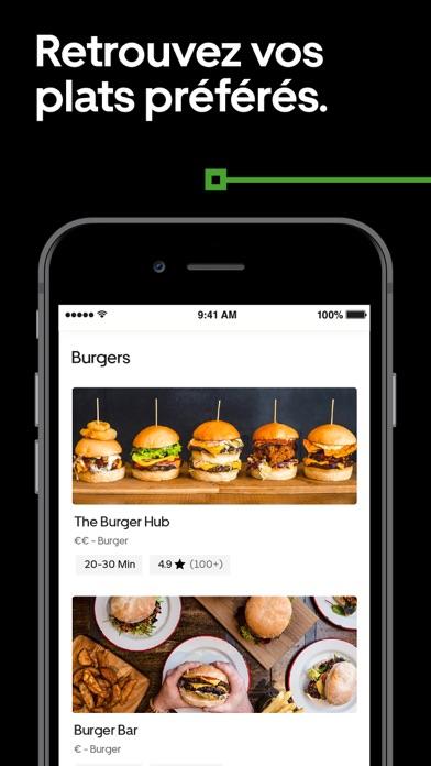 Télécharger Uber Eats : livraison de repas pour Pc