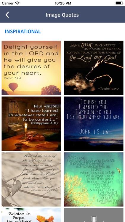 Red Letter King James Version screenshot-5