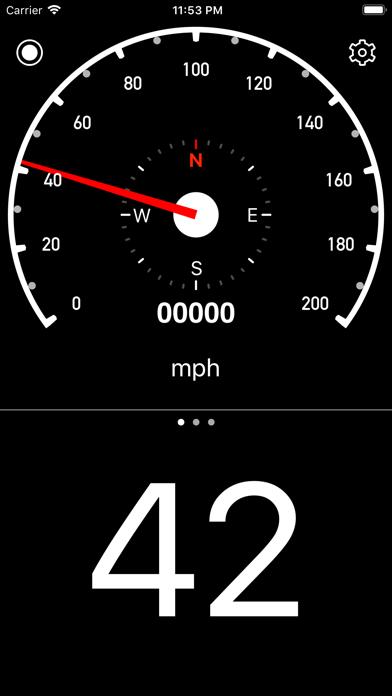Speedometer Simple - Revenue & Download estimates - Apple