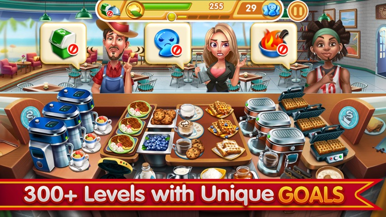 Cooking City - Chef's Game screenshot-7