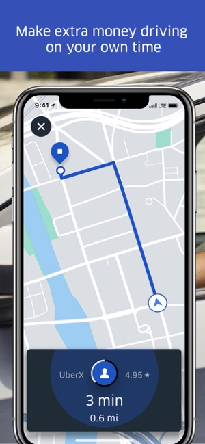telecharger uber application
