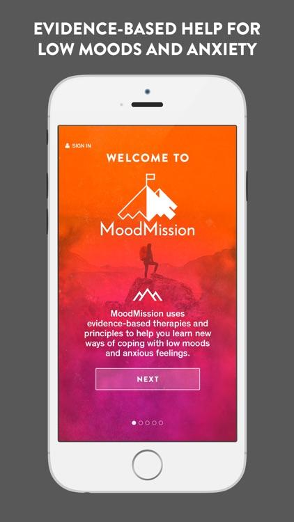 MoodMission screenshot-0