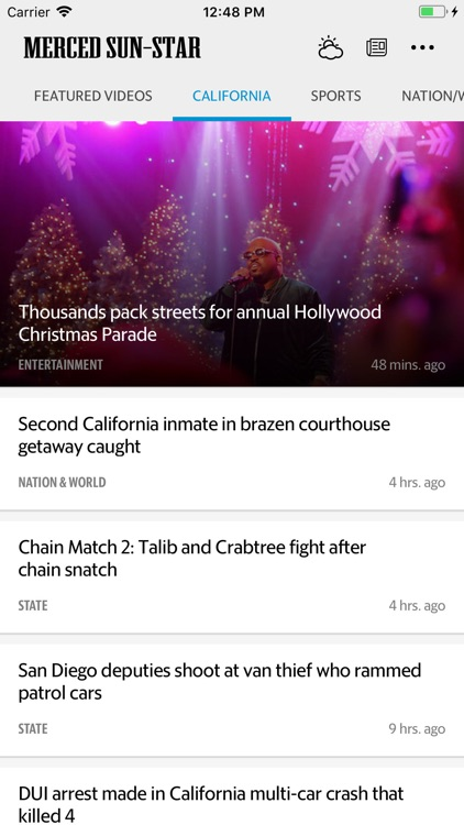 Merced Sun-Star News screenshot-4