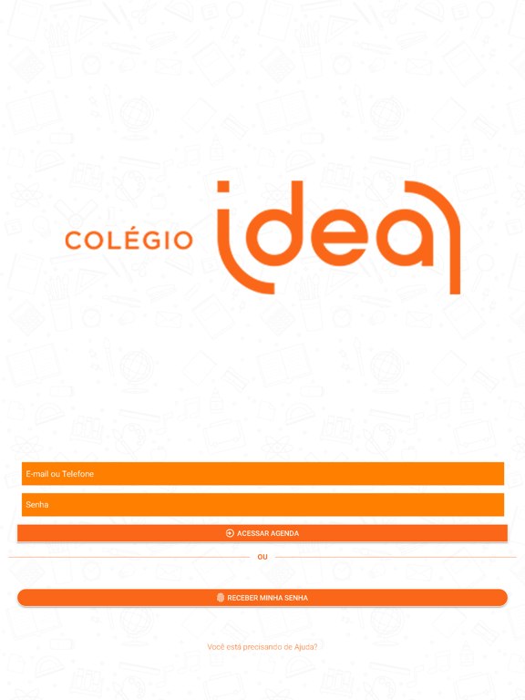 App Colégio Ideal screenshot 4