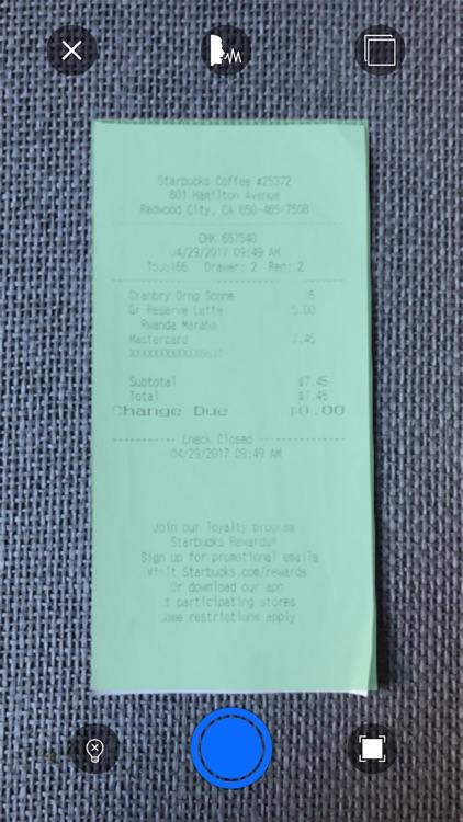 Veryfi - Receipts & Expenses