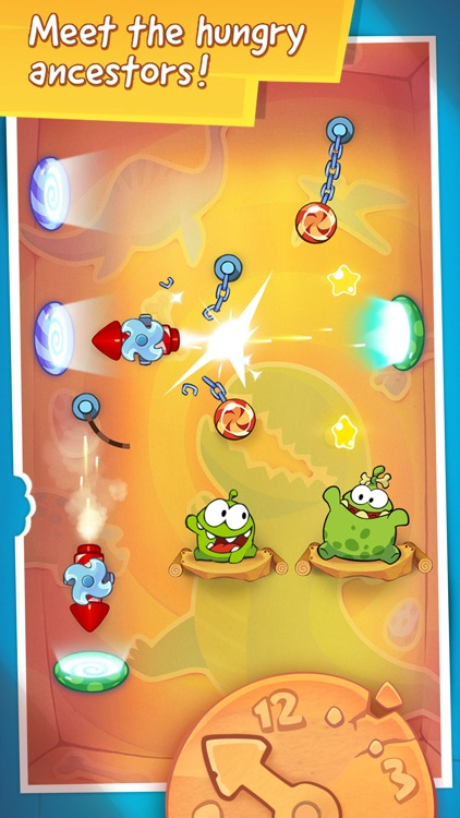Cut the Rope: Time Travel GOLD screenshot-4