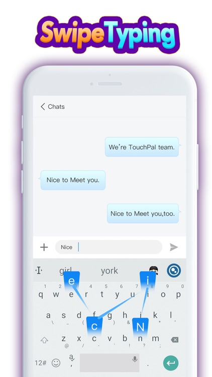 TouchPal Emoji Keyboard screenshot-6