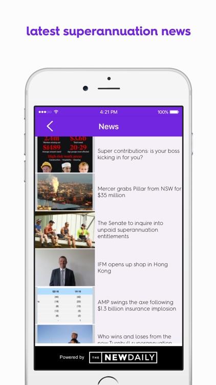 HESTA Mobile screenshot-3