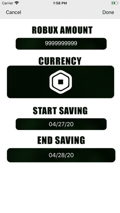 Robux Saver for Roblox 2020