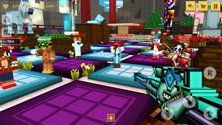 Block Force - 3D FPS Gun Shoot screenshot-3