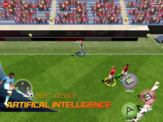 League Of Champions Soccer screenshot 8