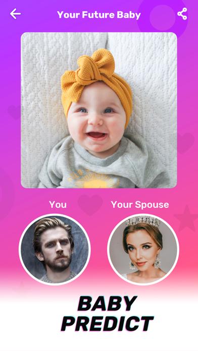 Amaze Camera-Cartoon Face App Screenshot