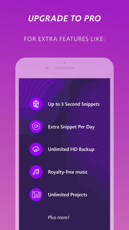 1 Second Everyday: Video Diary screenshot-9