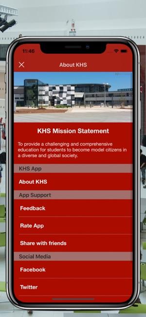 KHS App on the App Store