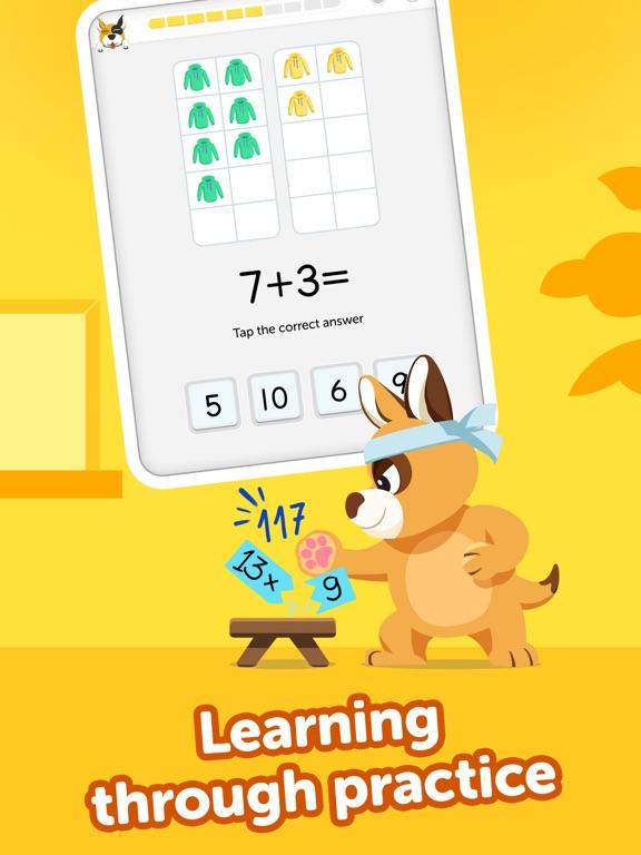 Math Learner: Learning Game screenshot