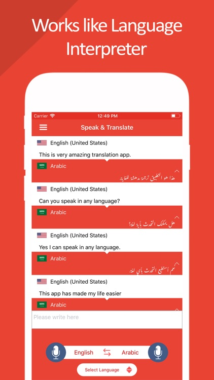 Speak & Translate | Translator screenshot-3