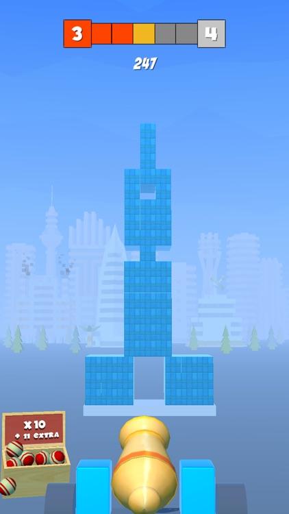 Hit & Knock : Destroy Tower screenshot-8