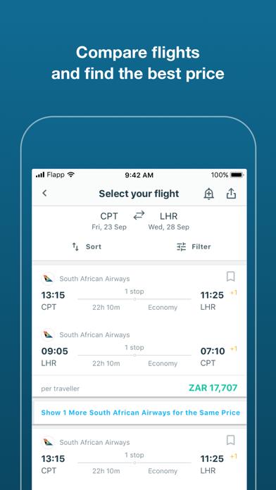 تحميل Flapp - Book cheap flights للكمبيوتر