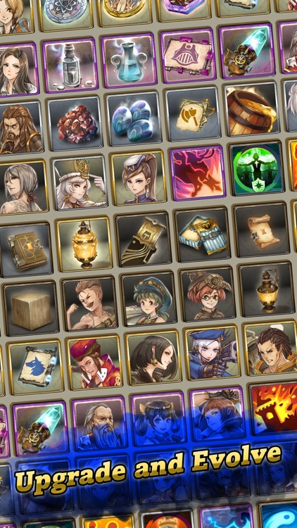 iHero Battle:Rogue Arena Game screenshot-5