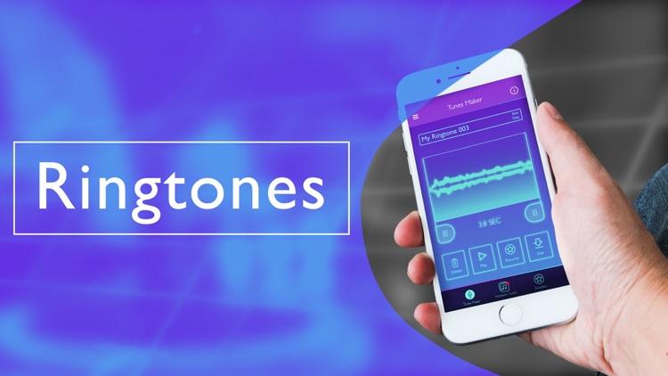 Ringtones for iPhone: Infinity screenshot-0