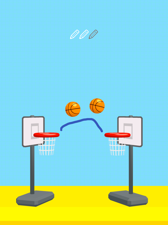 Draw Dunk! screenshot 9
