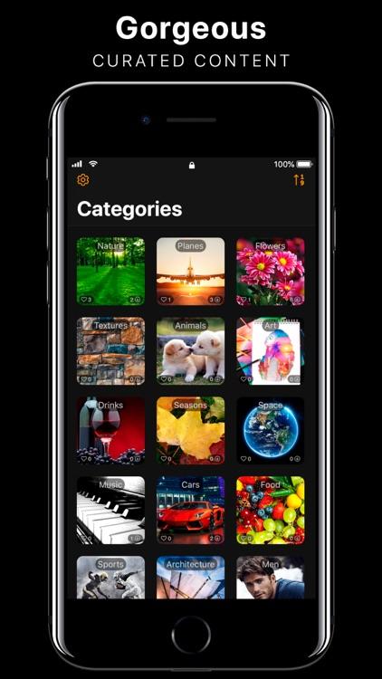 Live Wallpapers & Stickers screenshot-0