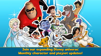 Disney Coloring World screenshot 5
