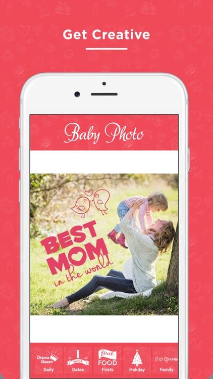 Baby Photo App screenshot-3