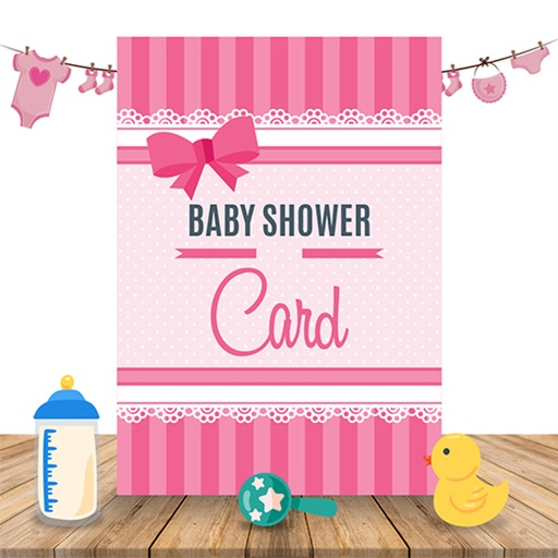 Baby Shower Card Maker