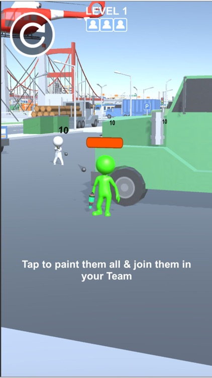 Water shooty : Paintball 3D