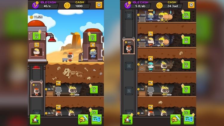 Tank Factory: Idle Miner Games screenshot-4