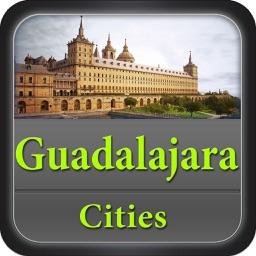 Guadalajara Offline Map Guide