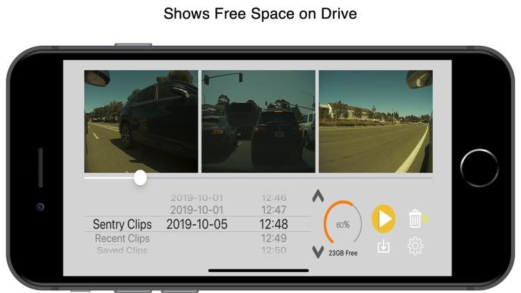 DashCam Viewer for Tesla