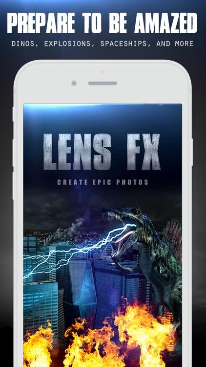 LensFX Epic Photo Effects screenshot-4