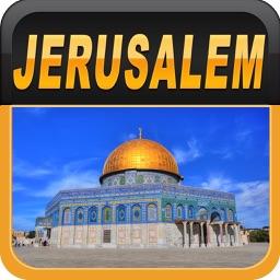 Jerusalem Offline Map Guide