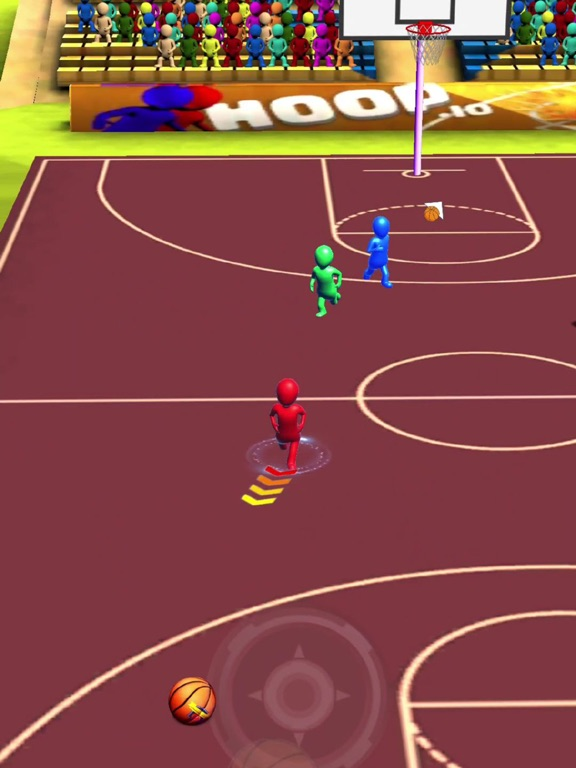 Hoop.io 3D screenshot 6