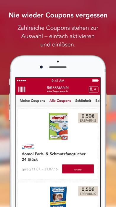 Herunterladen Rossmann für Android