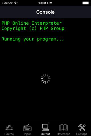 PHP Programming Language - náhled