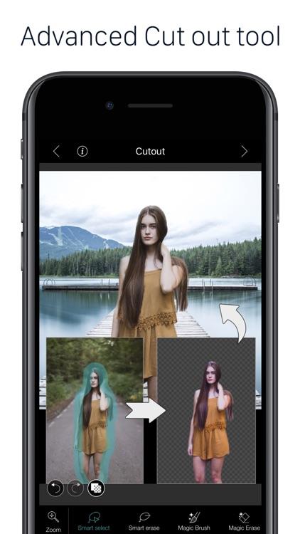 PhotoLeaf Photo Editor